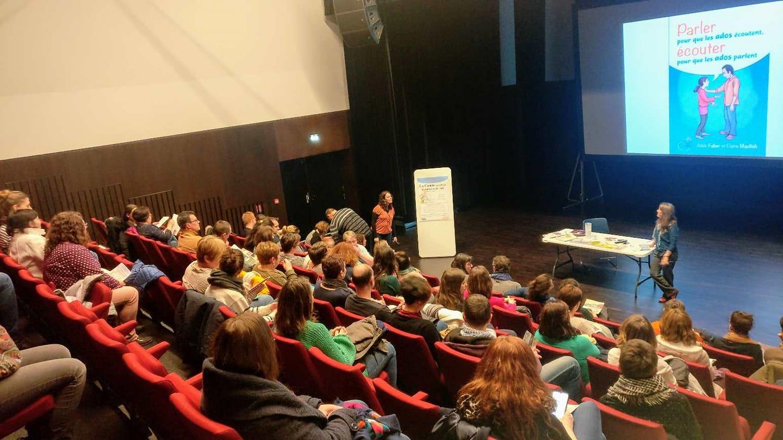 Conférence de Roseline Roy à Sarre-Union :